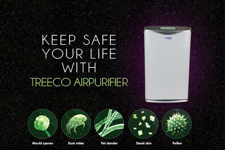 5 Reasons you want Air Purifier